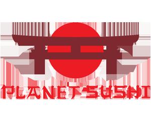 Logo Planet Sushi