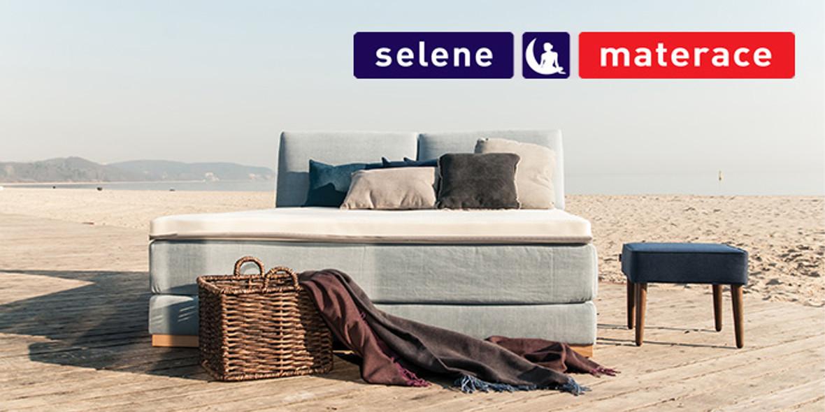 Selene Materace: -7% na materace