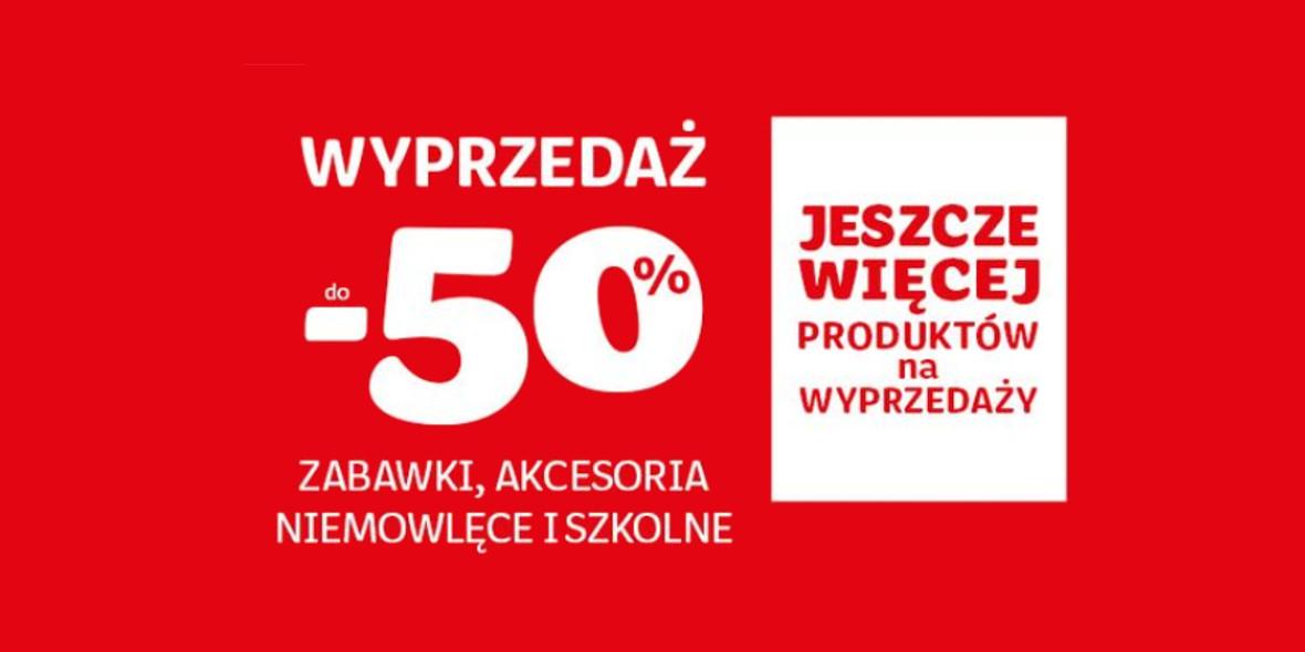 Smyk: Do -50% na zabawki i akcesoria 13.07.2020
