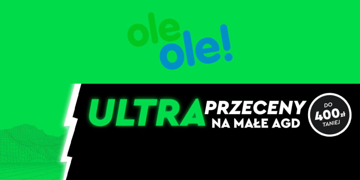 OleOle!:  Ultra przeceny na małe AGD 17.09.2021
