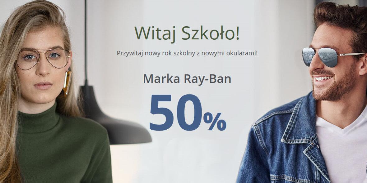 na markę Ray-Ban