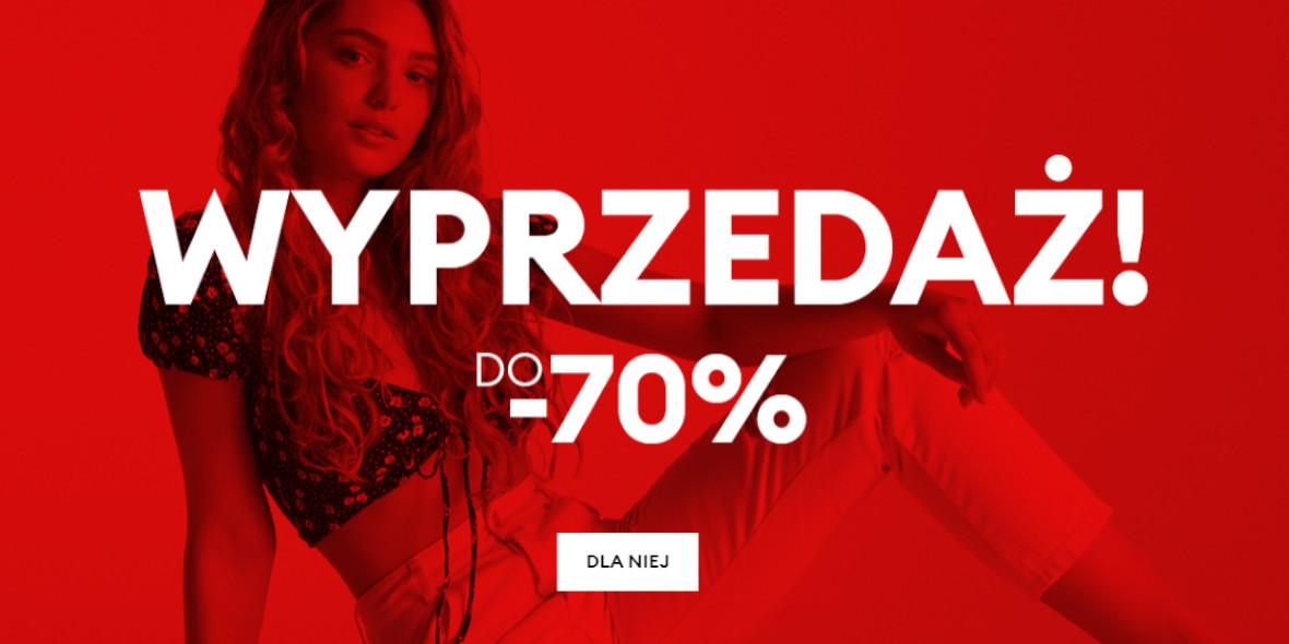 Sinsay: Do -70% na wyprzedaży