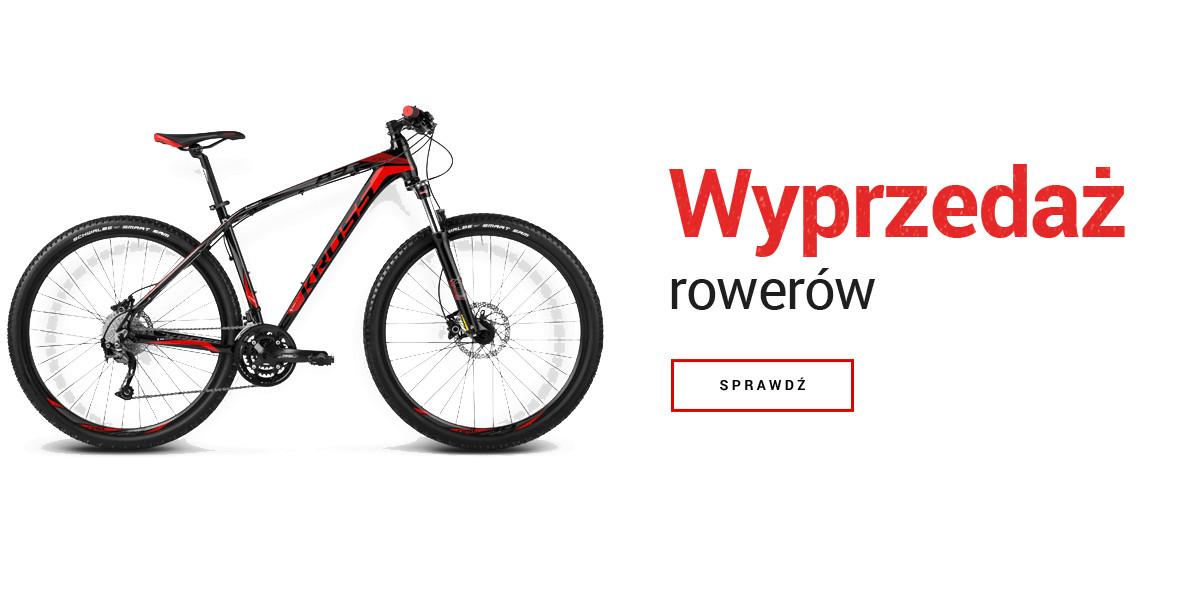 City Sport:  Wyprzedaż rowerów 23.02.2021