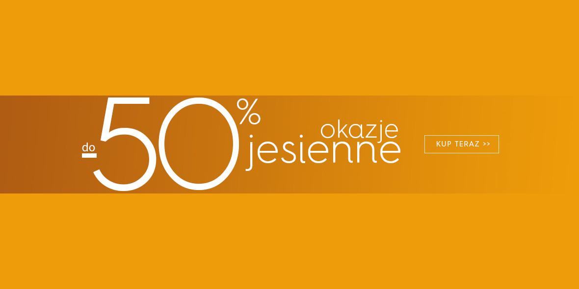 Top Secret:  Jesienne Okazje do -50% 11.10.2021