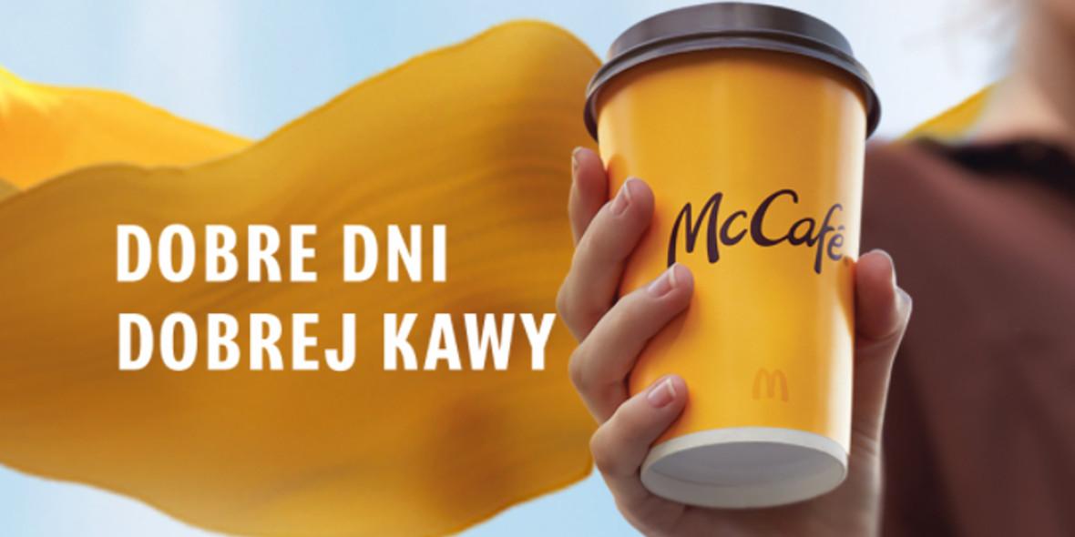 McDonald's:  Dobre dni dobrej kawy 13.09.2021