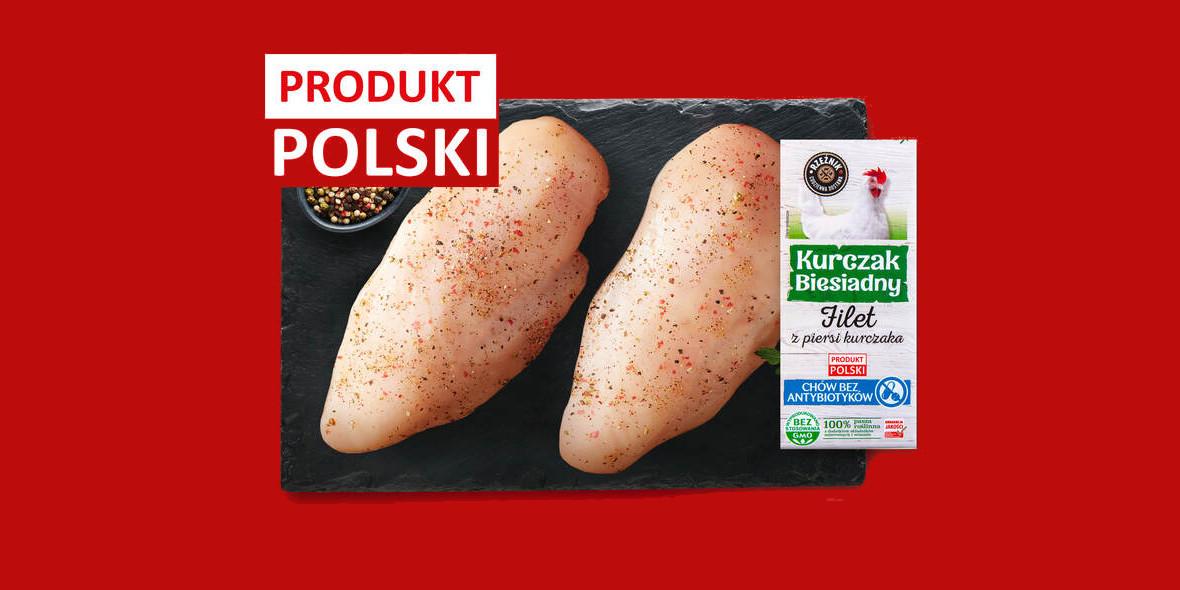 Lidl: -20% na filet z piersi kurczaka 04.03.2021