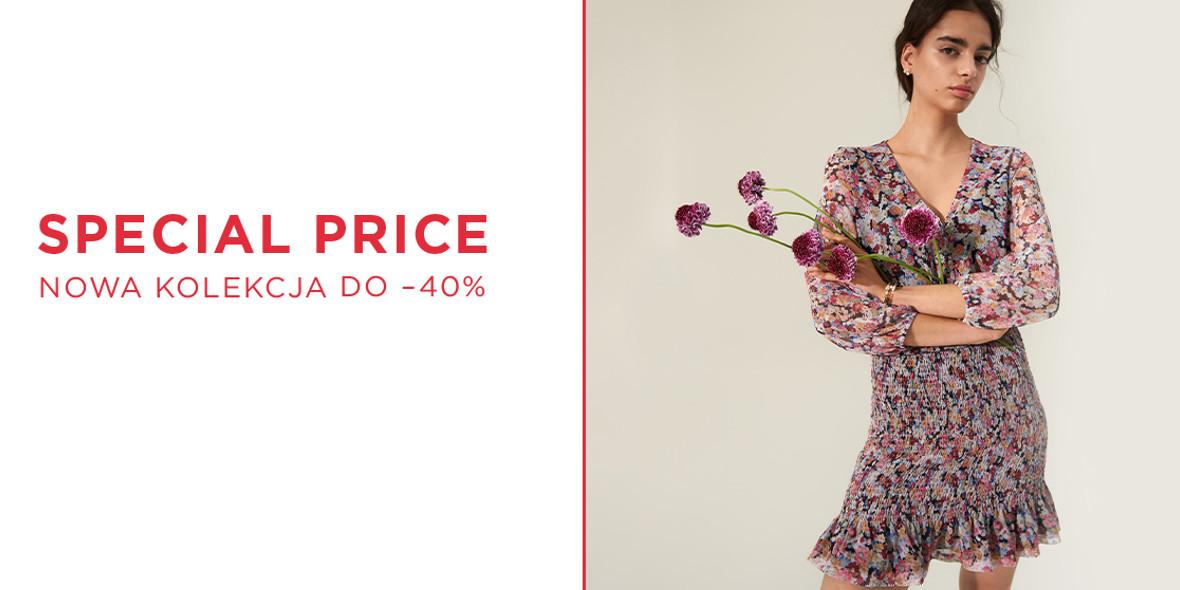 Mohito:  Do -40% na nową kolekcję 08.05.2021