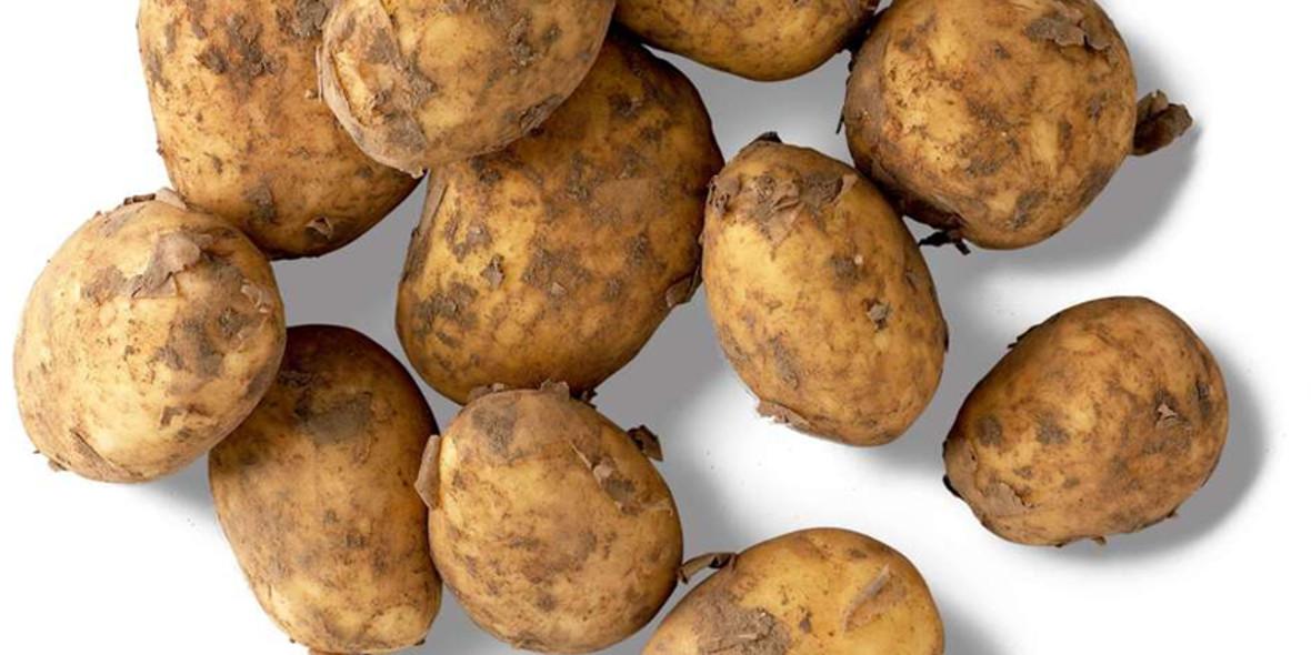 Kaufland: -50% na ziemniaki wczesne 29.07.2021