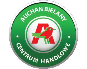 Logo Auchan Bielany