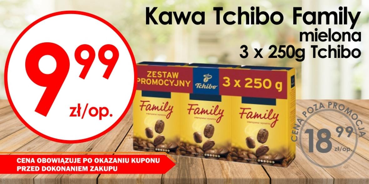 za kawę mieloną Tchibo Family