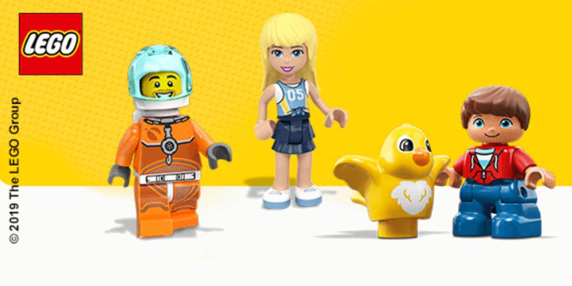 Smyk: Do -30% na klocki LEGO 25.01.2021