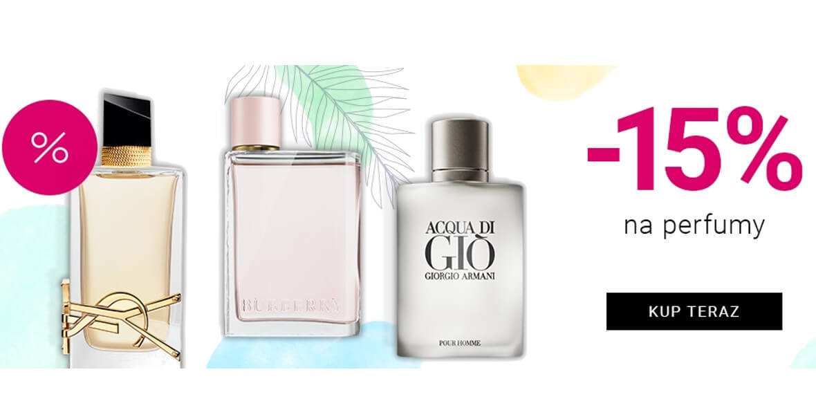 Notino: Kod: -15% na perfumy 02.08.2021