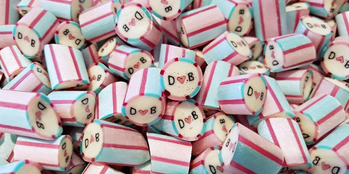 na spersonalizowane słodkości