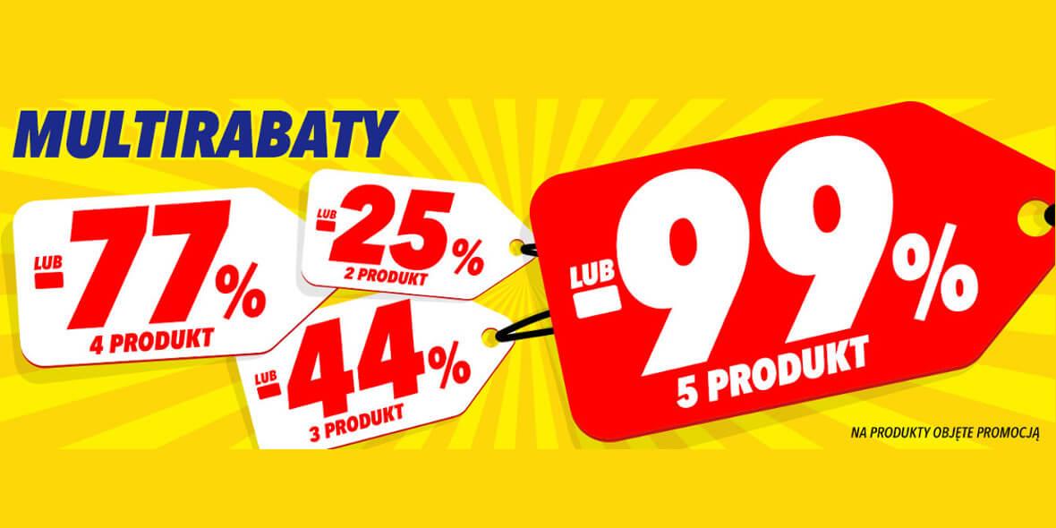 Media Expert:  Do -99% na produkty objęte promocją 04.10.2021