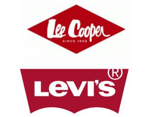 Levis & Lee Cooper