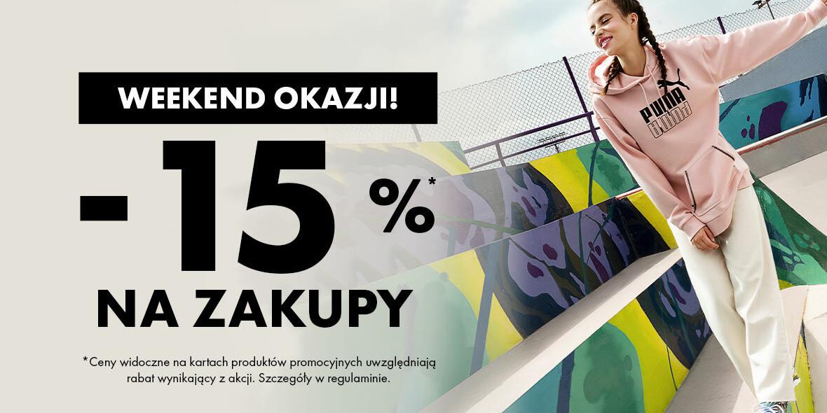50 style: -15% na zakupy 24.09.2021