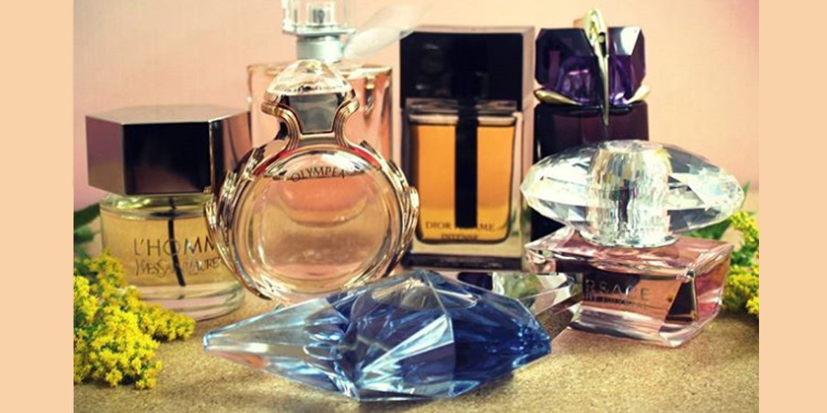 za perfumy