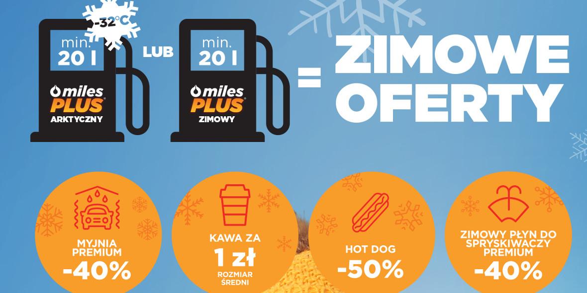 Circle K:  Zimowe oferty 11.12.2020