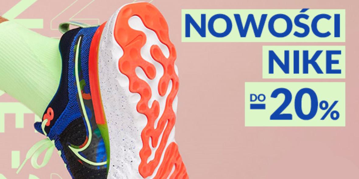 RunnersClub.pl: Do -20% na nowości Nike