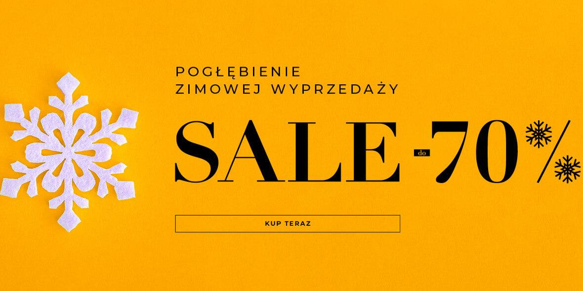 home&you: Do -70% Zimowa wyprzedaż 04.12.2020