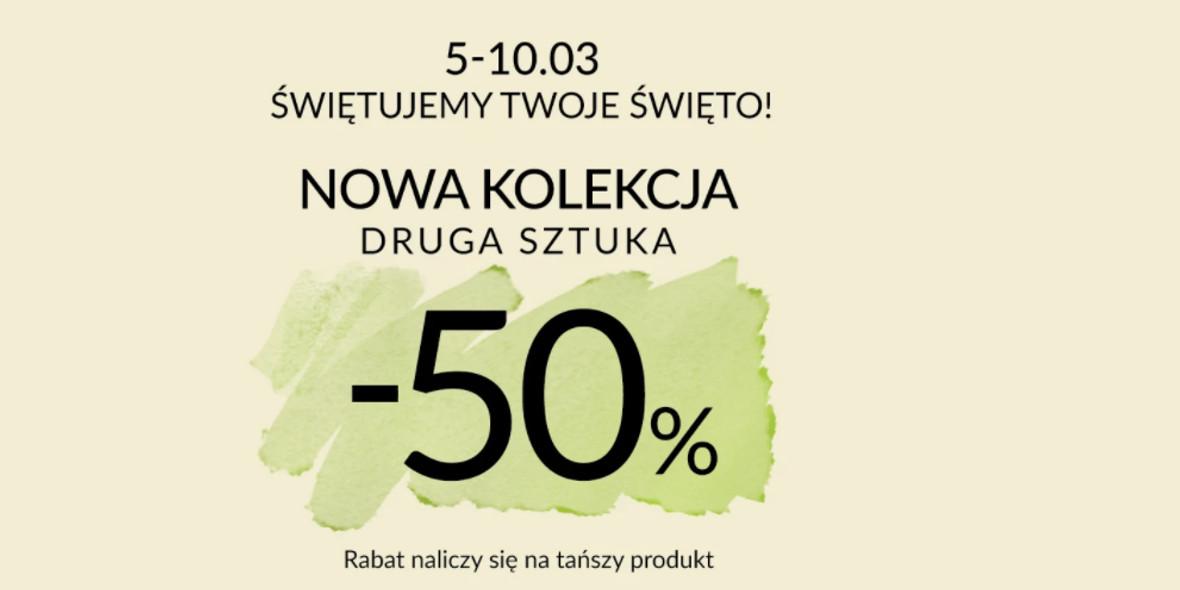 Quiosque: -50% na drugą sztukę 05.03.2021