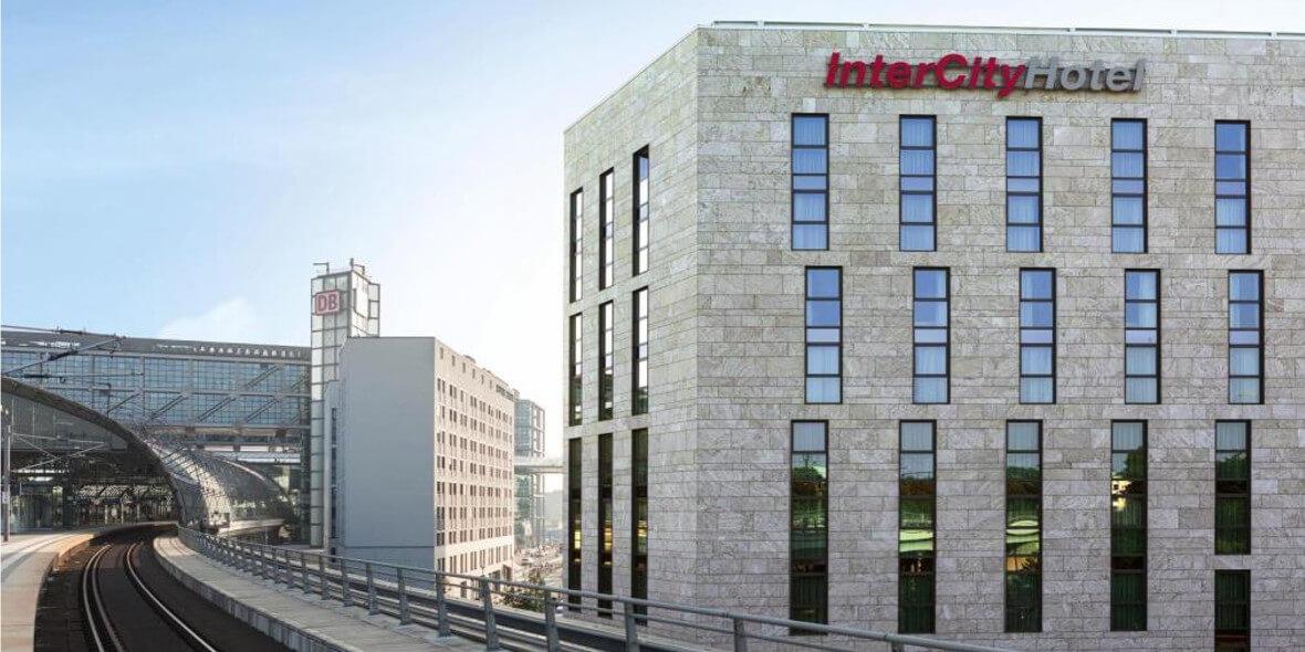 za pobyt w IntercityHotel w Berlinie