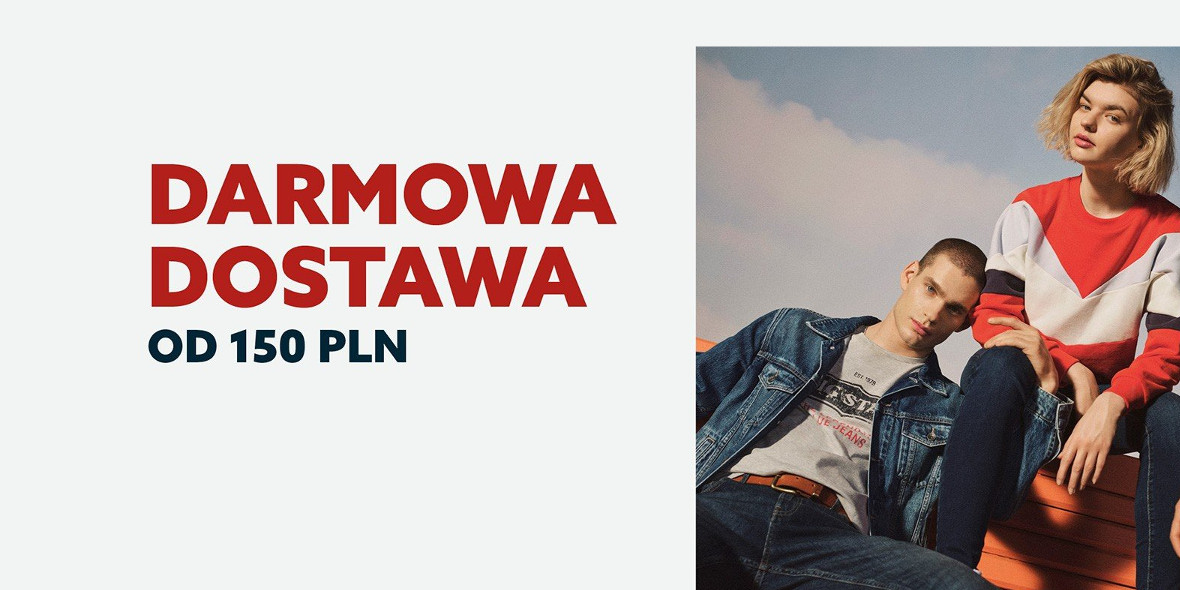 Big Star:  Darmowa dostawa 27.05.2021