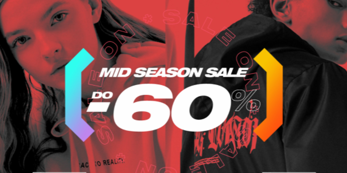 Cropp: Do -60% na Mid Season Sale