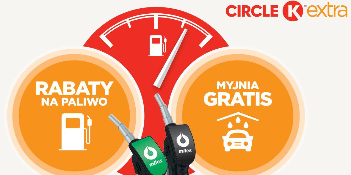Circle K:  Zbieraj litry z Extra 11.12.2020