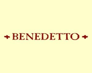 Logo Benedetto