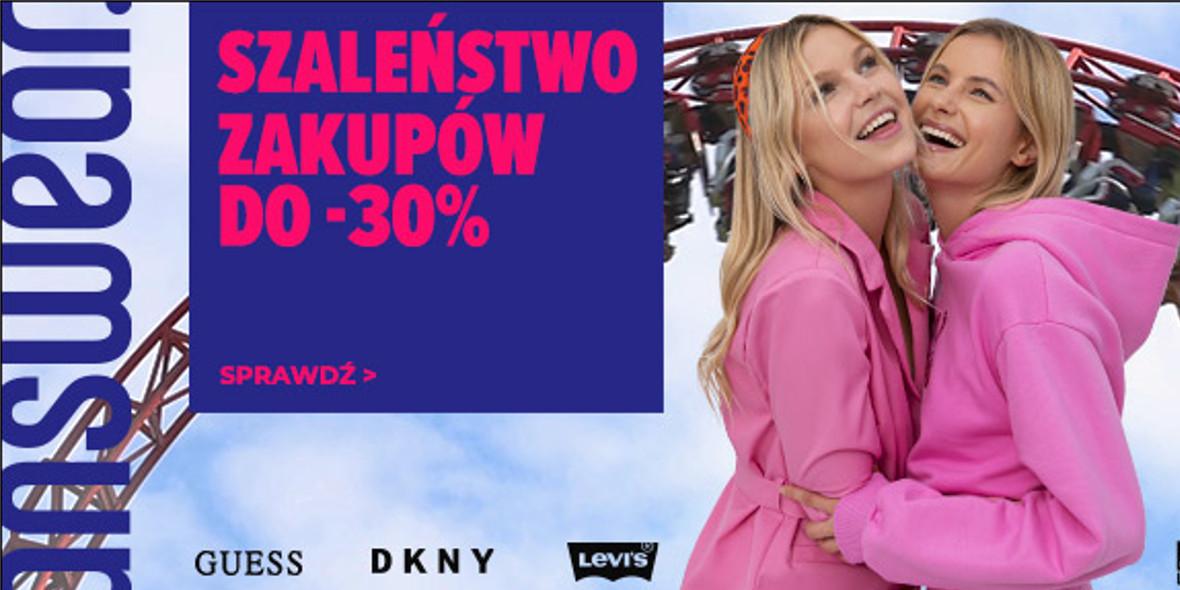 Answear.com: Kod: do -30% na wybrane produkty 21.09.2021