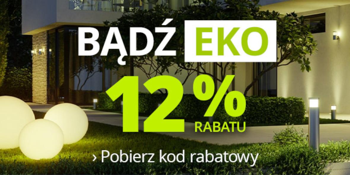 lampy.pl: Kod: -12% na eko oświetlenie 07.04.2021