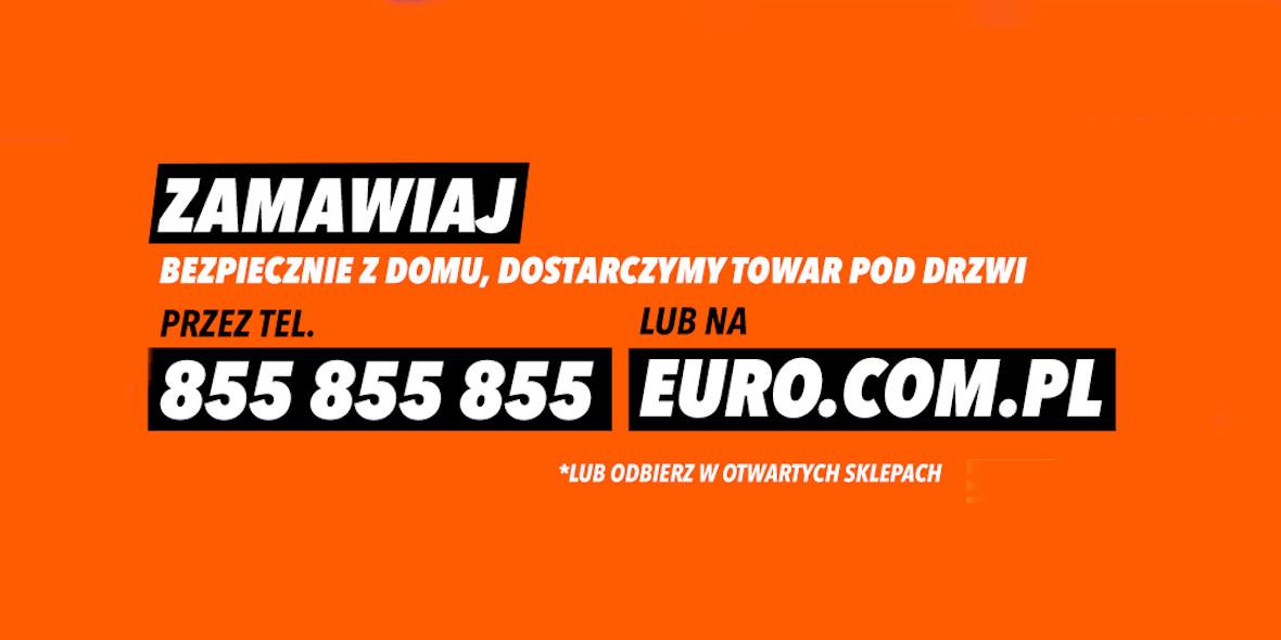 Bezpieczne zakupy w RTV Euro AGD