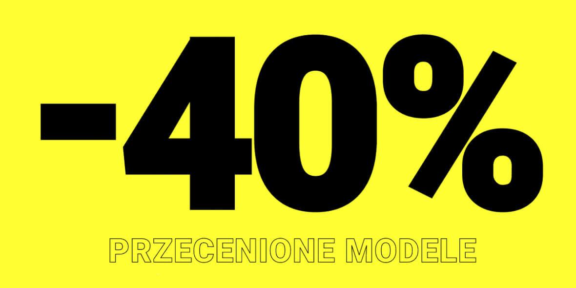 Diverse: Kod: -40% na przecenione modele