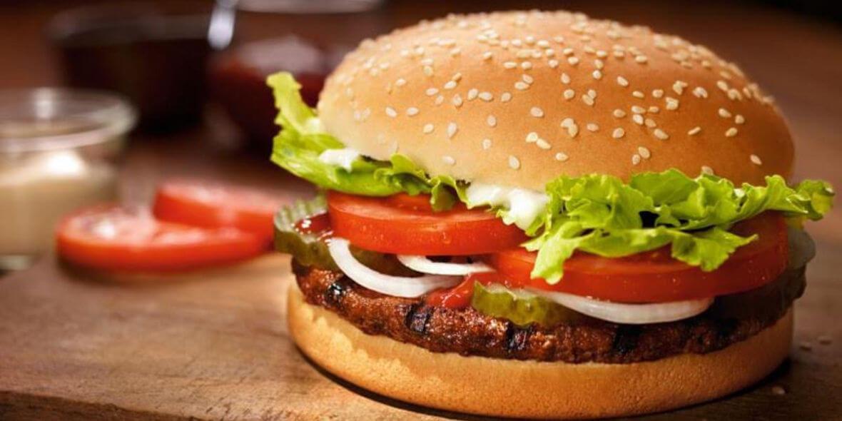 Burger King: -10% na cały asortyment 01.01.0001