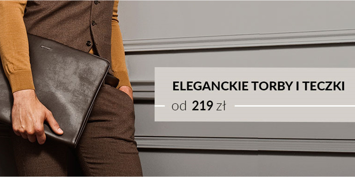 za eleganckie torby i teczki
