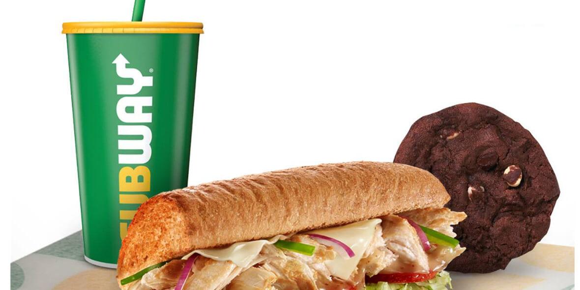 Subway: -10% na rachunek 01.01.0001