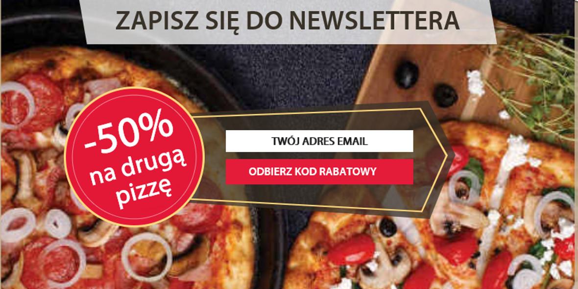 na drugą pizzę