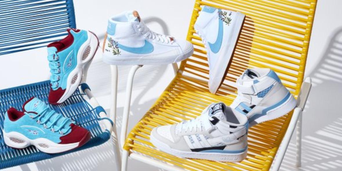 Zalando:  Hot Drops - nowe modele sneakersów 12.07.2021