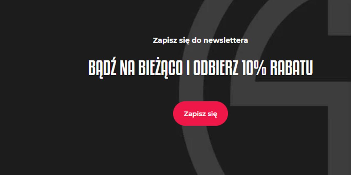 Sklepkoszykarza: -10% z newsletterem