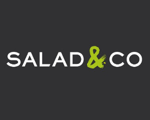 Logo Salad&Co
