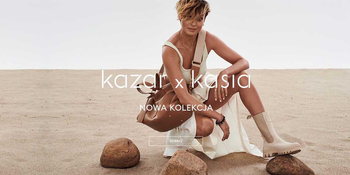 """Kazar: Nowa kolekcja """"kazar x kasia"""""""