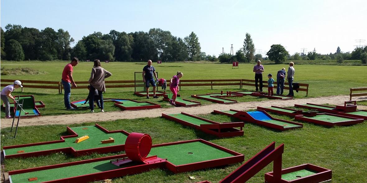 City Golf Wrocław: Gratis instruktaż gry w golfa