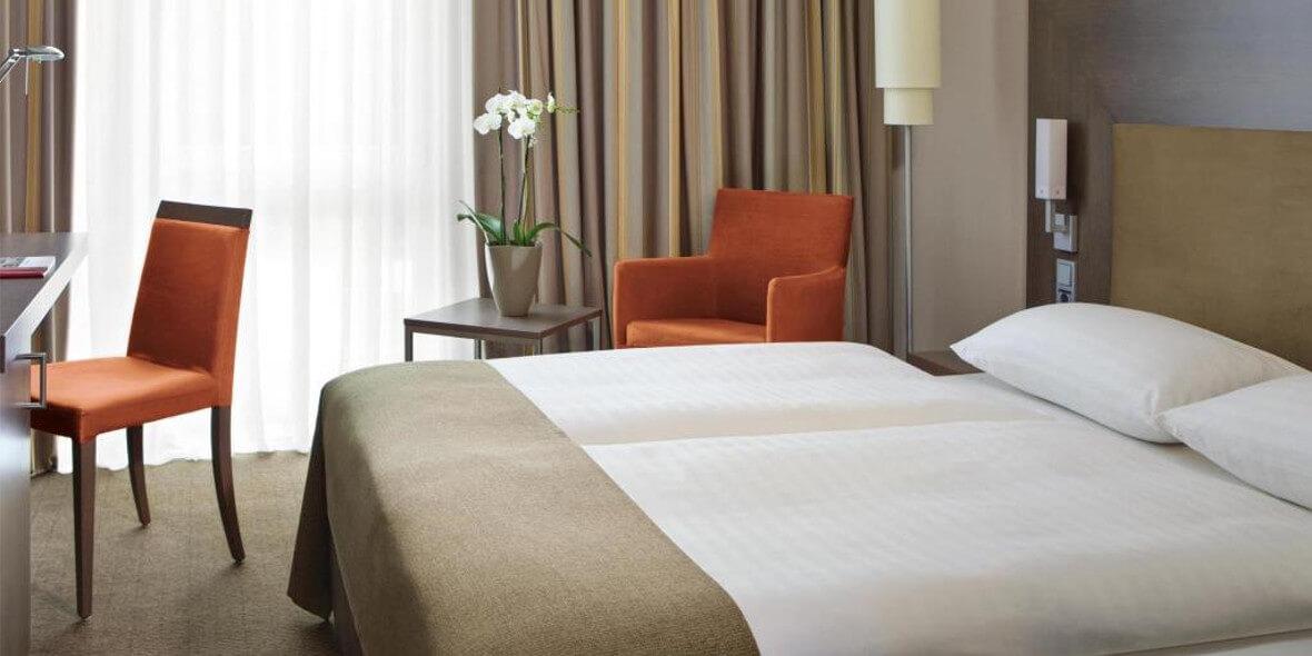 na pobyt w Intercity Hotel w Berlinie