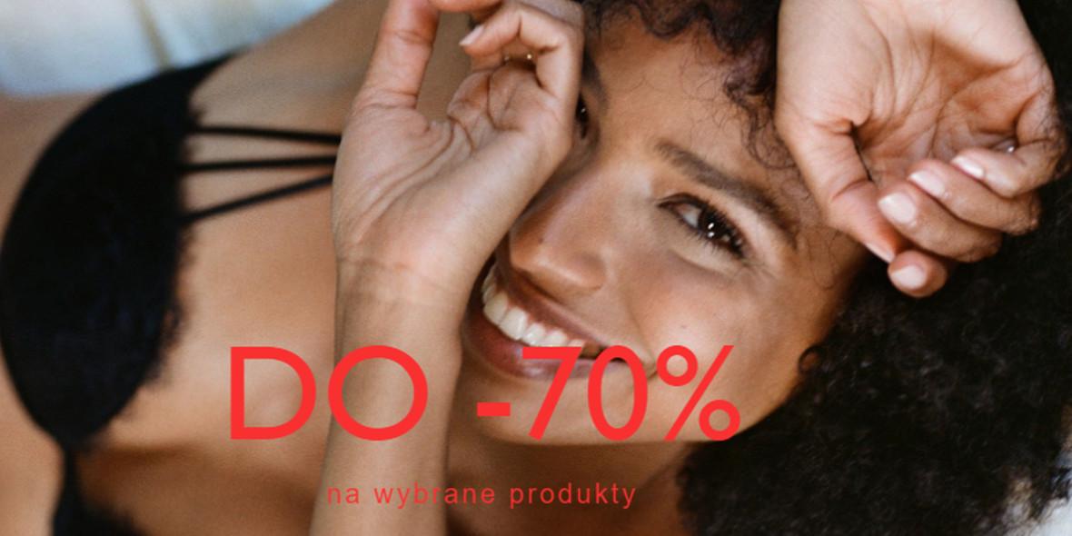 Intimissimi: Do -70% na wybrane produkty
