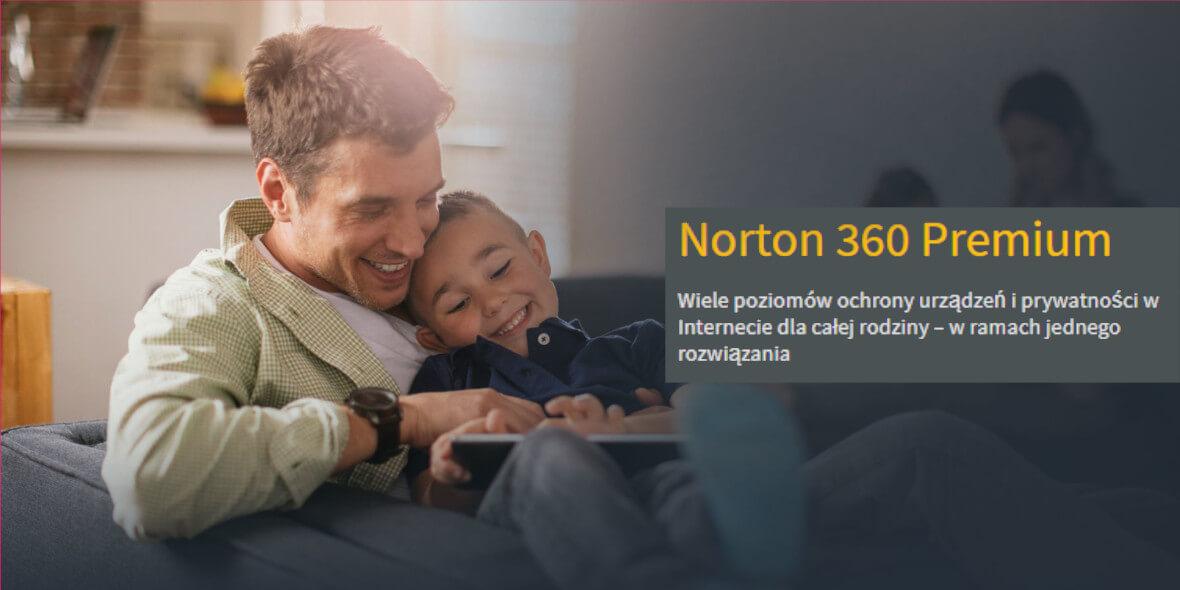 Norton: -54% na Norton 360 Premium 02.09.2020