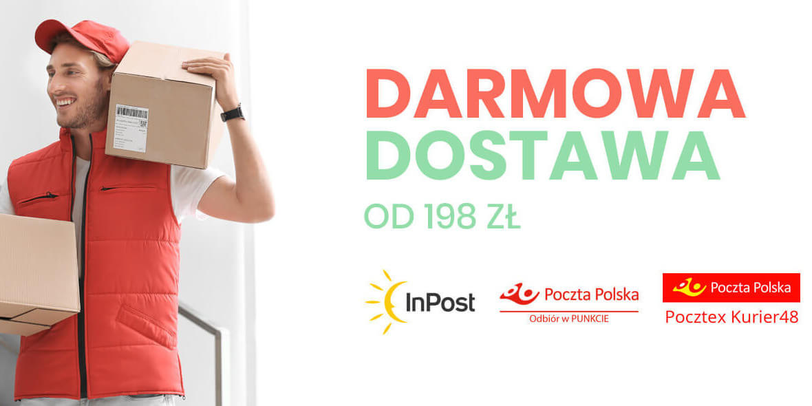 SklepZycia.pl:  Darmowa dostawa od 198 zł 05.05.2021