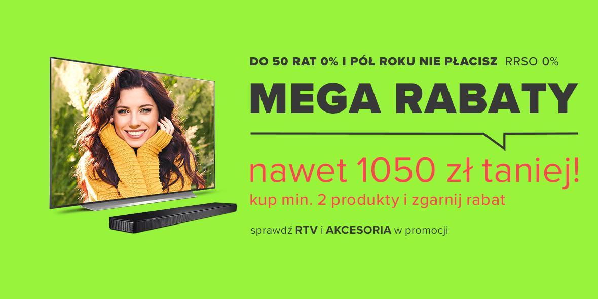 Neonet:  Mega rabaty w Neonet 10.05.2021