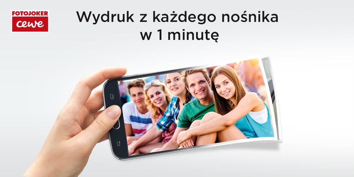 Fotojoker: -10% na zdjęcia w Fotojoker 01.01.0001