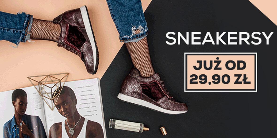za sneakersy